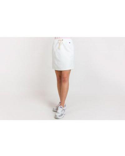 Biała spódnica bawełniana Champion