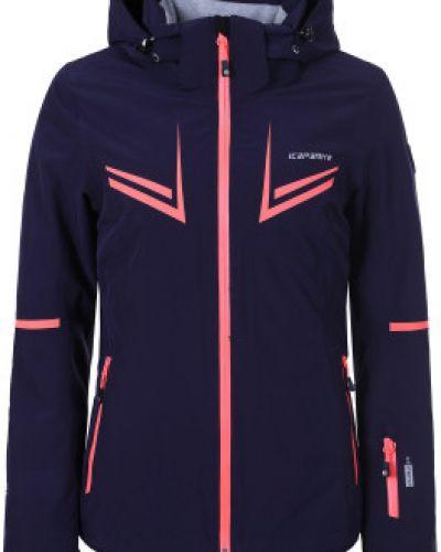 Утепленная куртка с капюшоном горнолыжная Icepeak