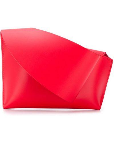 Сумка сумка-мешок красная Venczel