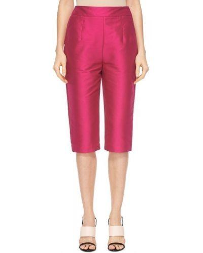 Классические брюки - розовые Isa Arfen