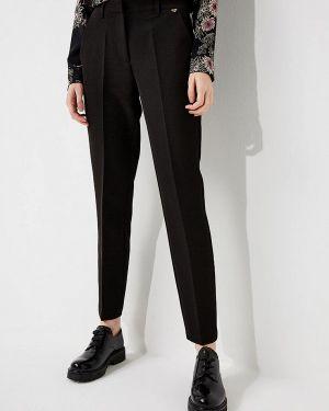 Классические брюки черные весенний Blugirl Folies