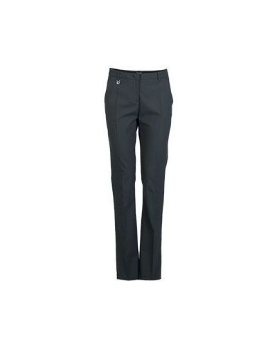 Черные брюки со стрелками Armani Jeans