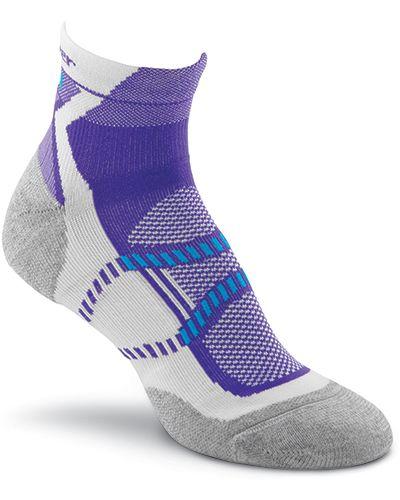 Носки из плотной ткани - фиолетовые Foxriver