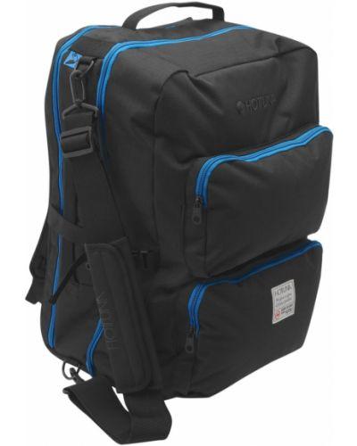 Czarny plecak na laptopa Hot Tuna