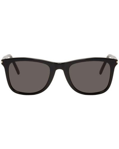 Okulary przeciwsłoneczne czarny Saint Laurent