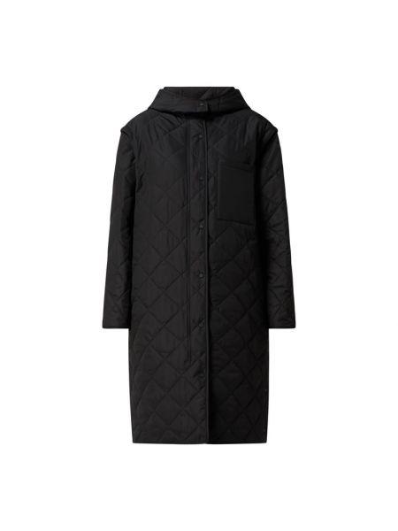 Płaszcz pikowany - czarny Marc O'polo Denim