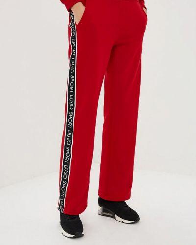 Спортивные брюки красный Liu Jo Sport