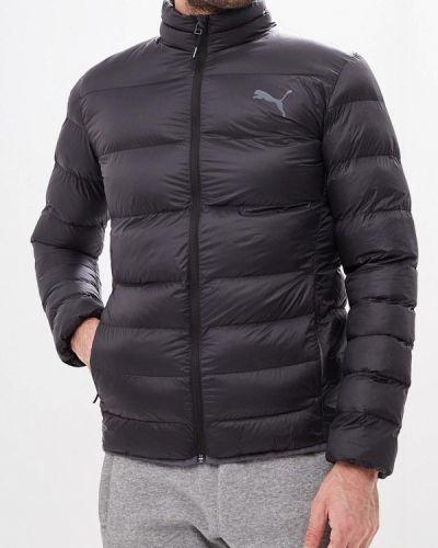 Утепленная куртка осенняя Puma