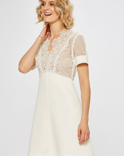 Платье мини однотонное прямое Morgan