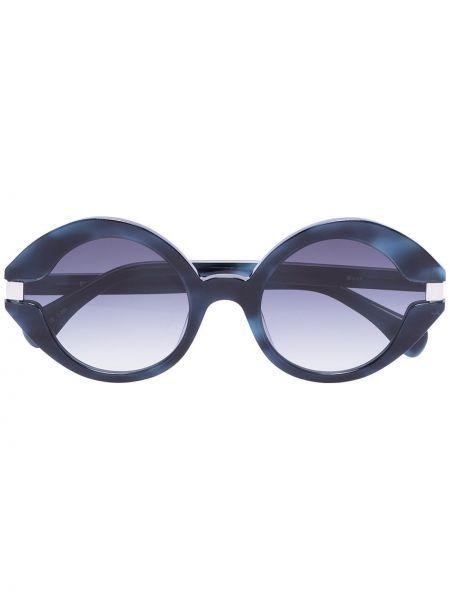 Муслиновые солнцезащитные очки круглые Kaleos