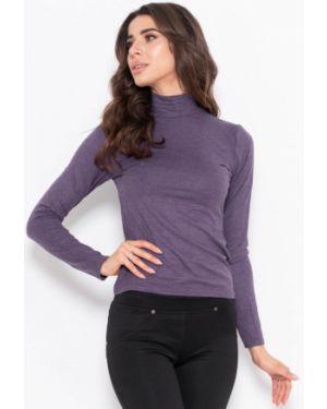 Фиолетовый свитер Magnet