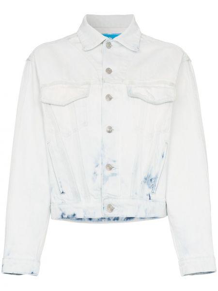 Классическая синяя джинсовая куртка на пуговицах Jordache