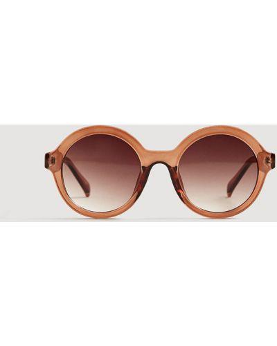 Солнцезащитные очки розовый Mango