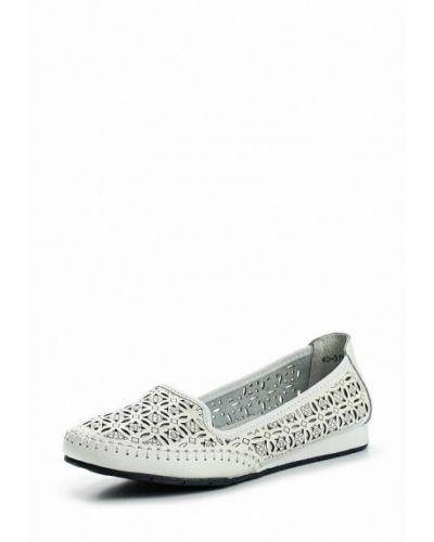 Белые туфли Zenden Comfort