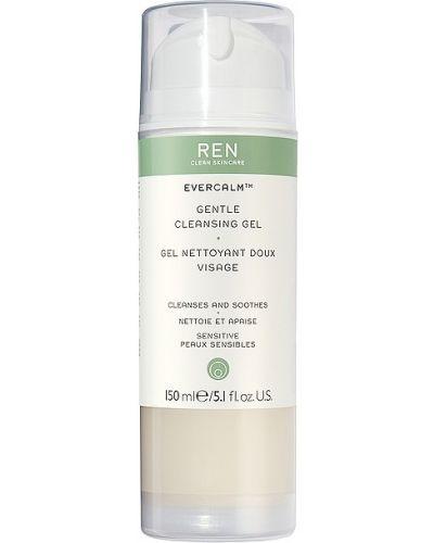 Biznes ciepły beżowy żel do mycia twarzy czyszczenie Ren Clean Skincare