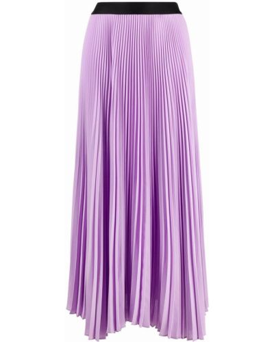 Długa spódnica - fioletowa Blanca Vita