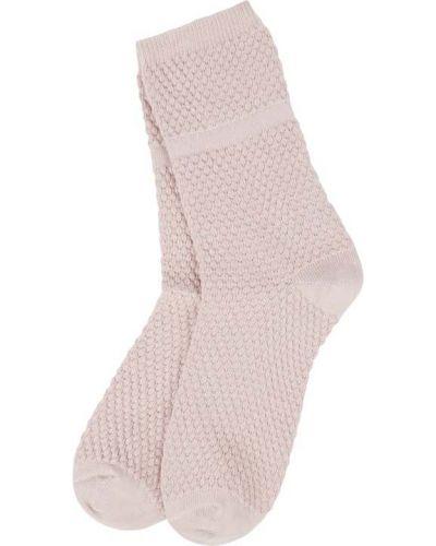 Skarpety bawełniane - różowe Marc O'polo