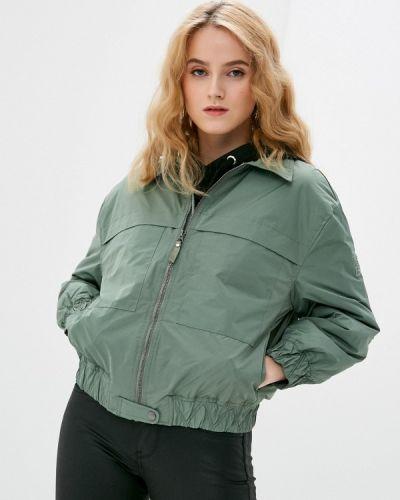 Джинсовая куртка - зеленая Pepe Jeans