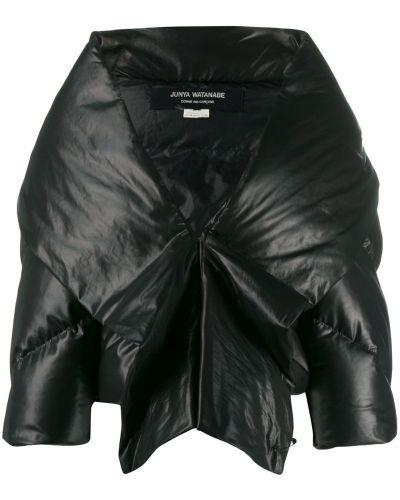 Черная короткая куртка Comme Des Garçons Pre-owned
