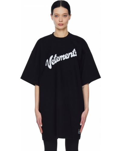 Футболка оверсайз Vetements