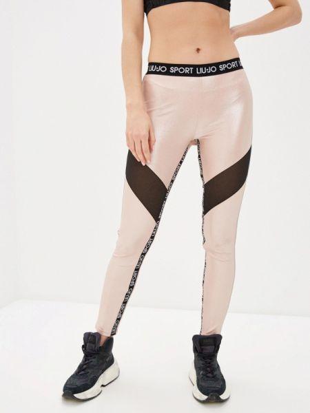 Спортивные брюки розовый весенний Liu Jo Sport
