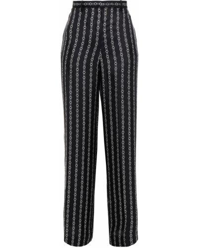 Черные итальянские брюки Theory