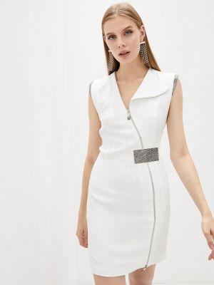 Вечернее платье - белое John Richmond