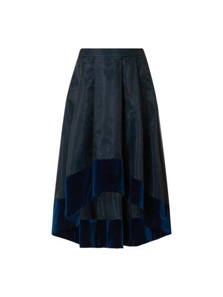Spódnica rozkloszowana turkusowa Apart Glamour