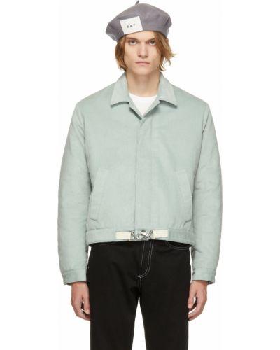 Biała kurtka bawełniana Daniel W. Fletcher