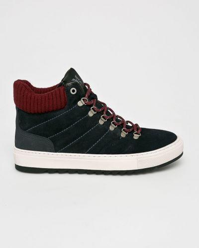 Кроссовки текстильные на шнуровке Marc O'polo
