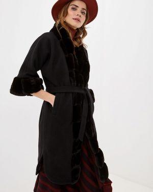 Пальто - черное Glam Goddess