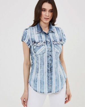 Джинсовая рубашка D'she