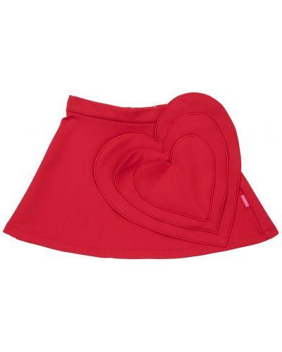 Spódnica z haftem Simonetta