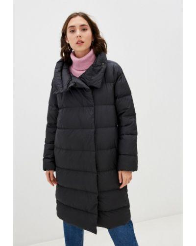 Утепленная черная куртка Marks & Spencer