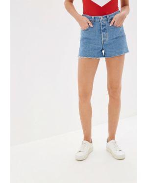 Джинсовые шорты голубой Levi's®