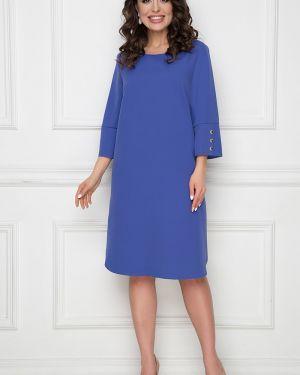 Платье на пуговицах с разрезами по бокам Bellovera
