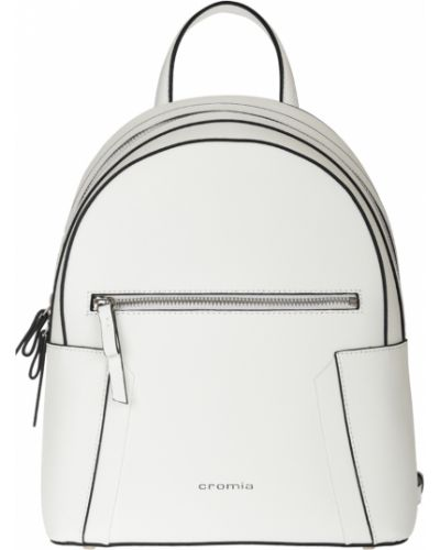 Белый рюкзак Cromia