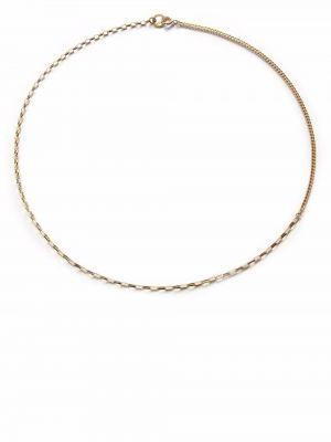Цепочка позолоченная - золотая Norma Jewellery