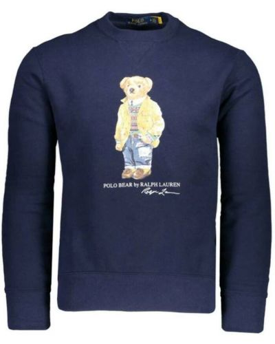 Niebieska koszulka Ralph Lauren