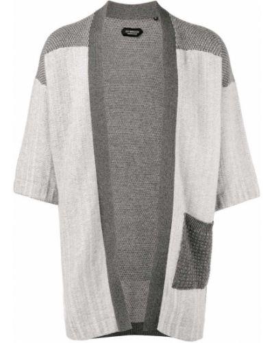 Кашемировое серое кимоно Curieux