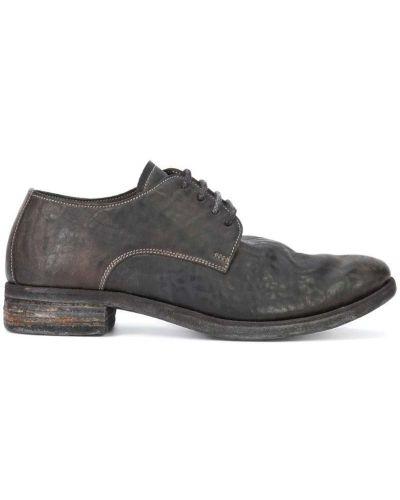 Кожаные ботинки классические A Diciannoveventitre