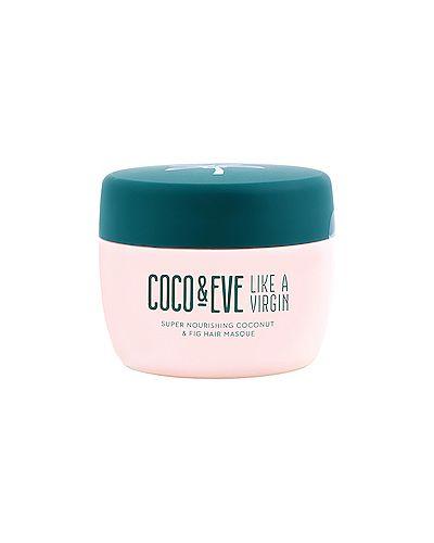 Мерцающая кожаная маска для волос Coco & Eve