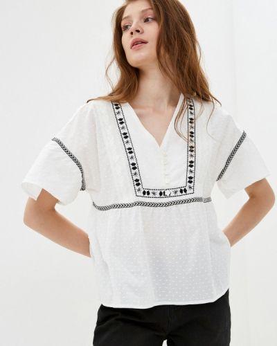 С рукавами белая блузка Lc Waikiki