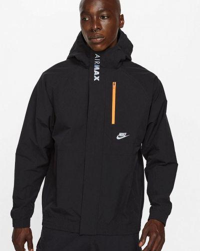 Спортивная куртка - черная Nike