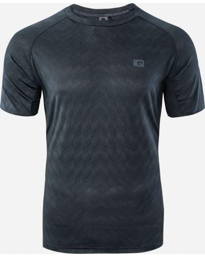 Зеленая футболка для фитнеса Iq