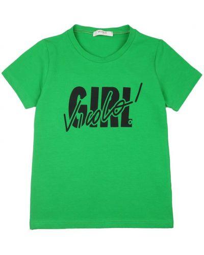 Zielona t-shirt Vicolo