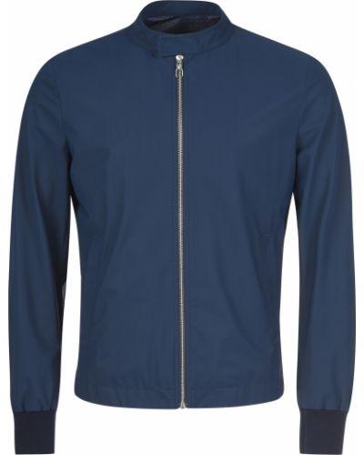 Куртка из полиамида - синяя Montecore