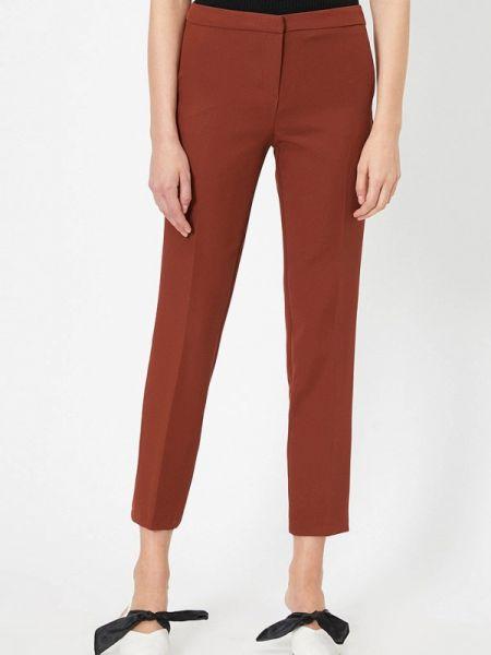 Коричневые брюки Koton