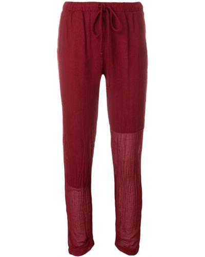 Укороченные брюки - красные Lost & Found Rooms