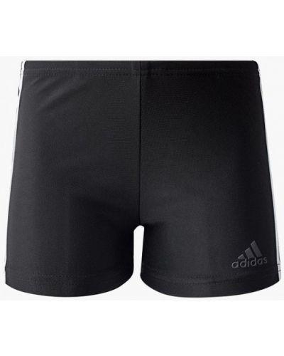 Плавки черный Adidas
